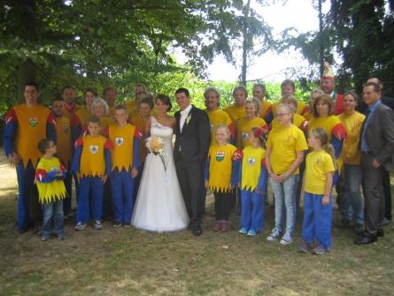 Hochzeit von Ralf und Caro