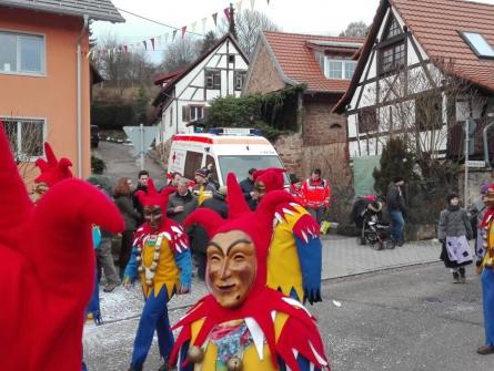 Umzug Heimbach