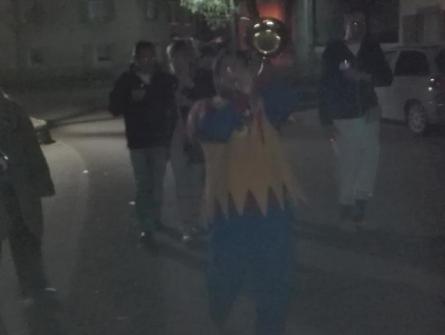 Straßenfasnacht